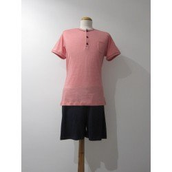 pijama corto de alpina