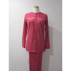pijama largo de Sra. de alpina