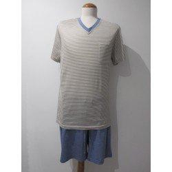 pijama corto de verdiani