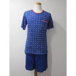 pijama corto de caballero...