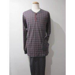 pijama de caballero de...