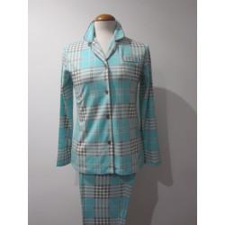 Pijama de botones  de...